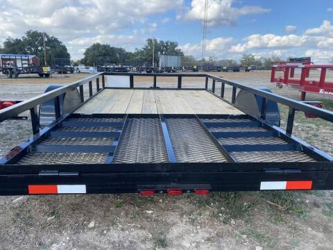 """2020 P & C  - UTILITY 77"""" X  10' - I for sale at LJD Sales in Lampasas TX"""