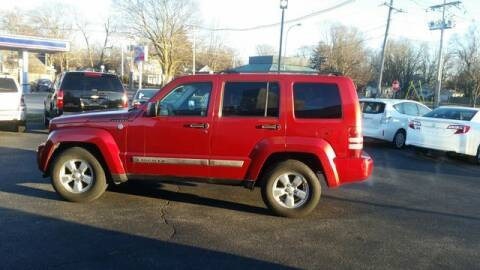 2010 Jeep Liberty for sale at VINE STREET MOTOR CO in Urbana IL