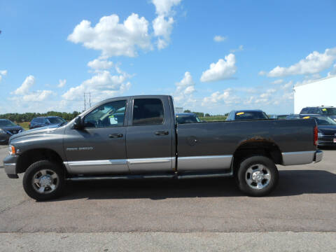 2003 Dodge Ram Pickup 2500 for sale at Salmon Automotive Inc. in Tracy MN