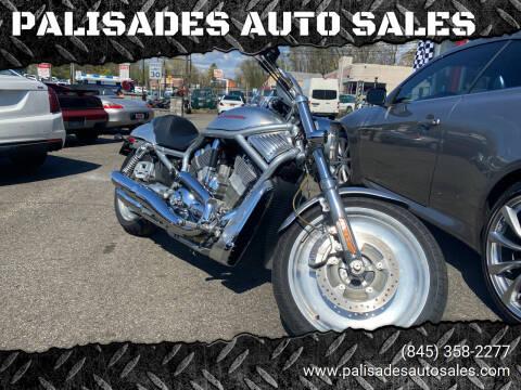 2006 Harley-Davidson VRSCA V-ROD for sale at PALISADES AUTO SALES in Nyack NY