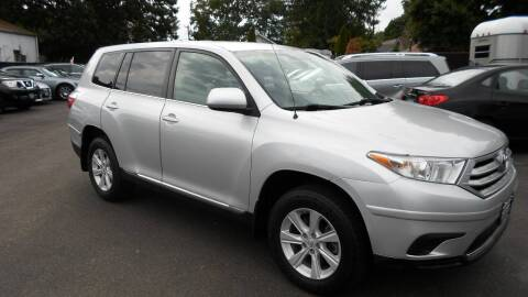 2011 Toyota Highlander for sale at QUALITY AUTO SALES OF NEW YORK in Medford NY