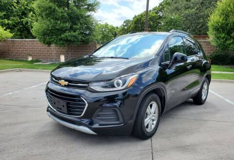 2019 Chevrolet Trax for sale at International Auto Sales in Garland TX
