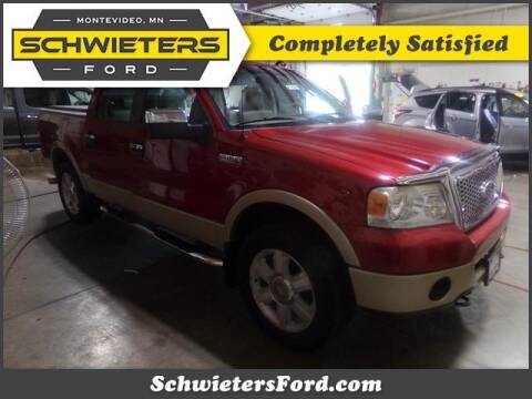2007 Ford F-150 for sale at Schwieters Ford of Montevideo in Montevideo MN