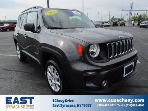 2021 Jeep Renegade for sale at East Syracuse Performance Sales & Service in Syracuse NY