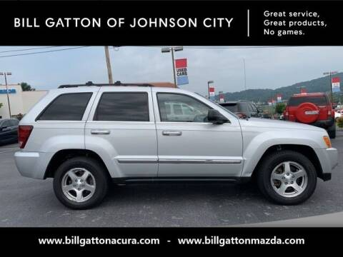 2005 Jeep Grand Cherokee for sale at Bill Gatton Used Cars - BILL GATTON ACURA MAZDA in Johnson City TN