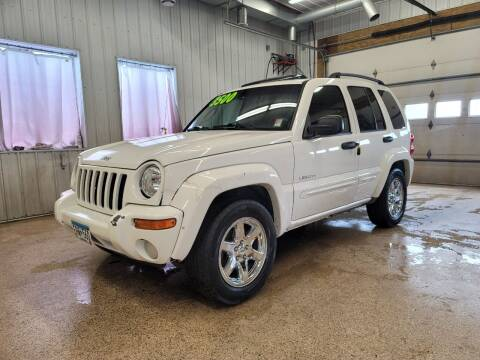2004 Jeep Liberty for sale at Sand's Auto Sales in Cambridge MN