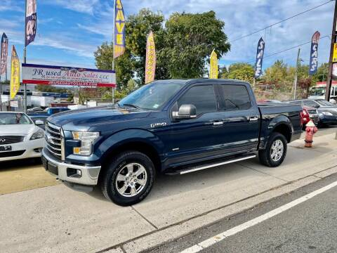 2016 Ford F-150 for sale at JR Used Auto Sales in North Bergen NJ
