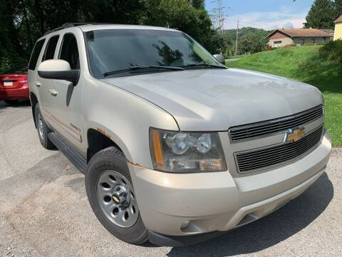 2007 Chevrolet Tahoe for sale at Trocci's Auto Sales in West Pittsburg PA