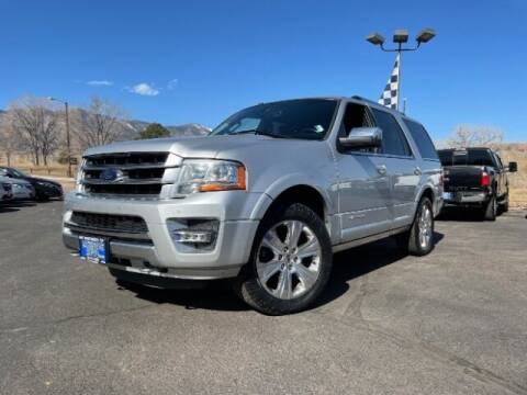 2016 Ford Expedition for sale at Lakeside Auto Brokers Inc. in Colorado Springs CO