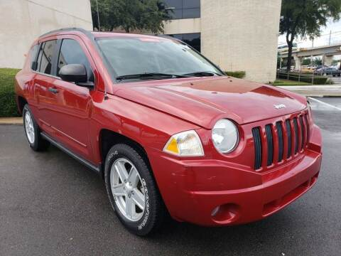 2008 Jeep Compass for sale at Best Royal Car Sales in Dallas TX