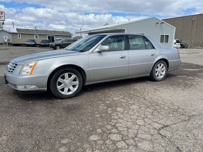 2006 Cadillac DTS for sale at Mikes Auto Inc in Grand Junction CO