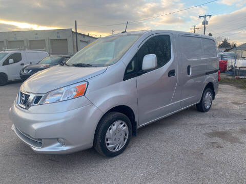 2014 Nissan NV200 for sale at Unique Auto Group in Indianapolis IN