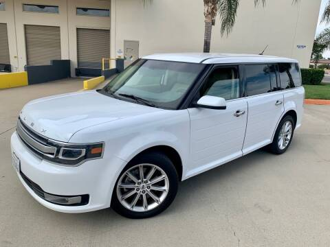2016 Ford Flex for sale at Destination Motors in Temecula CA