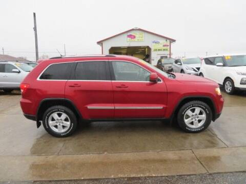 2011 Jeep Grand Cherokee for sale at Jefferson St Motors in Waterloo IA