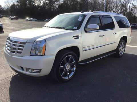 2008 Cadillac Escalade ESV for sale at Thompson Auto Sales Inc in Knoxville TN