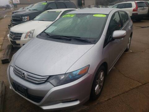2010 Honda Insight for sale at River Motors in Portage WI