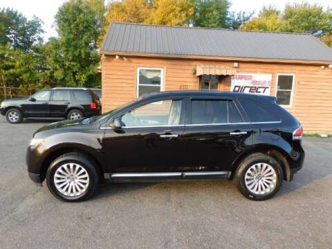 2013 Lincoln MKX for sale at Super Cars Direct in Kernersville NC