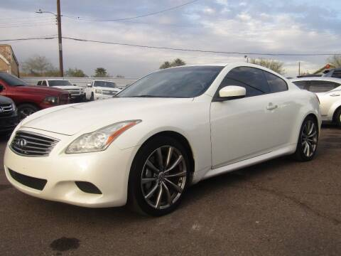 2008 Infiniti G37 for sale at Van Buren Motors in Phoenix AZ