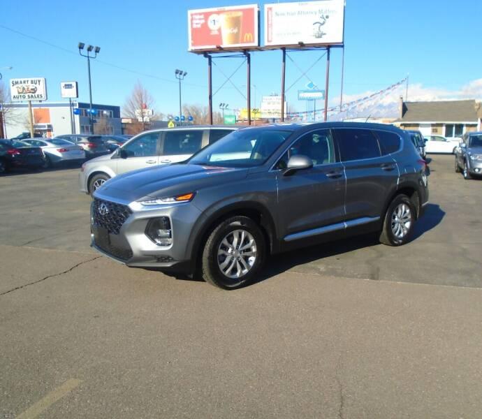 2019 Hyundai Santa Fe for sale at Smart Buy Auto Sales in Ogden UT