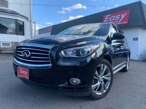 2014 Infiniti QX60 Hybrid for sale at Easy Autoworks & Sales in Whitman MA