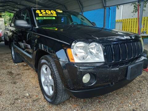 2007 Jeep Grand Cherokee for sale at AFFORDABLE AUTO SALES OF STUART in Stuart FL