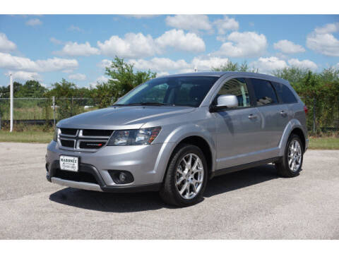 2019 Dodge Journey for sale at Maroney Auto Sales in Humble TX
