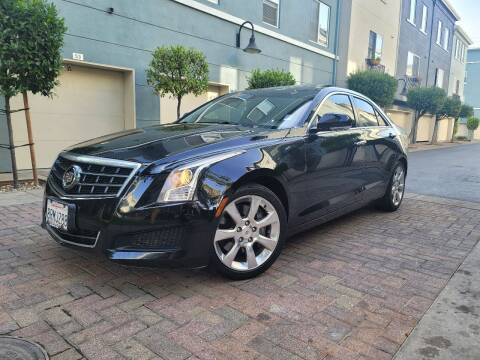2013 Cadillac ATS for sale at Bay Auto Exchange in San Jose CA