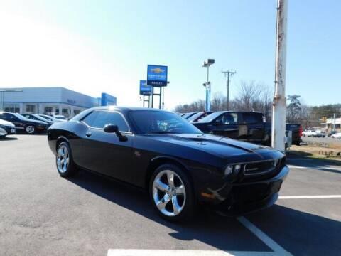 2014 Dodge Challenger for sale at Radley Cadillac in Fredericksburg VA