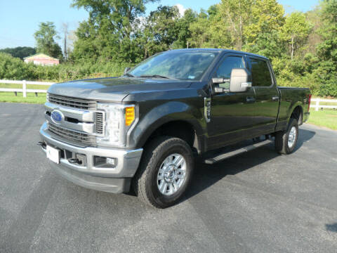 2017 Ford F-250 Super Duty for sale at Woodcrest Motors in Stevens PA