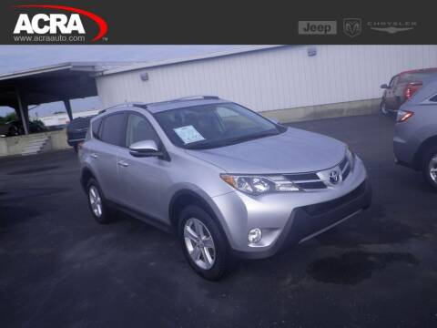 2013 Toyota RAV4 for sale at BuyRight Auto in Greensburg IN