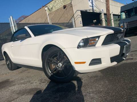 2010 Ford Mustang for sale at O A Auto Sale in Paterson NJ