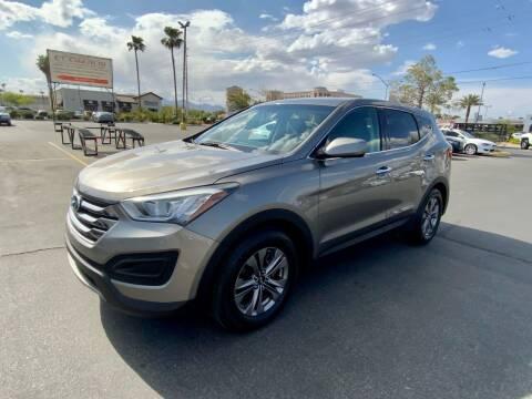 2015 Hyundai Santa Fe Sport for sale at Charlie Cheap Car in Las Vegas NV