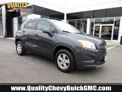 Chevrolet Trax For Sale In Englewood Nj Quality Chevrolet Buick