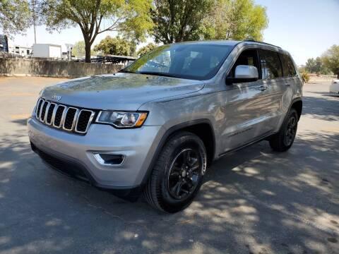 2017 Jeep Grand Cherokee for sale at Matador Motors in Sacramento CA