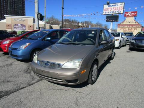 2005 Ford Focus for sale at Daniel Auto Sales in Yonkers NY