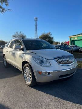 2010 Buick Enclave for sale at A To Z Auto Sales in Apopka FL