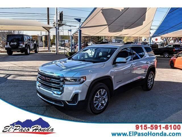 2020 GMC Acadia for sale in El Paso, TX