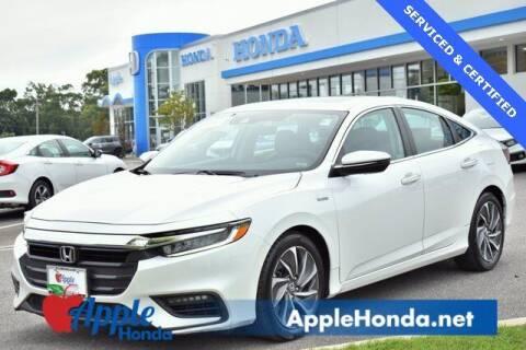 2019 Honda Insight for sale at APPLE HONDA in Riverhead NY
