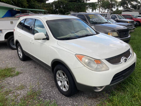 2008 Hyundai Veracruz for sale at Harbor Oaks Auto Sales in Port Orange FL