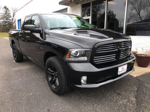 2016 RAM Ram Pickup 1500 for sale at Budget Auto in Appleton WI