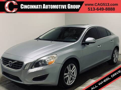 2011 Volvo S60 for sale at Cincinnati Automotive Group in Lebanon OH