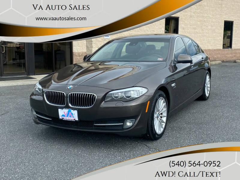 2011 BMW 5 Series for sale at Va Auto Sales in Harrisonburg VA