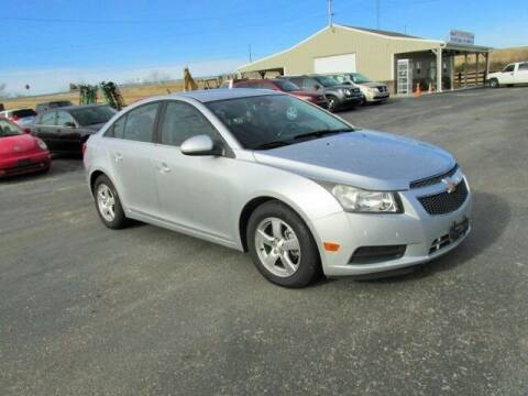 2013 Chevrolet Cruze for sale at 412 Motors in Friendship TN