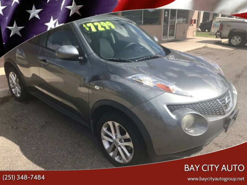 2011 Nissan JUKE for sale at Bay City Auto's in Mobile AL