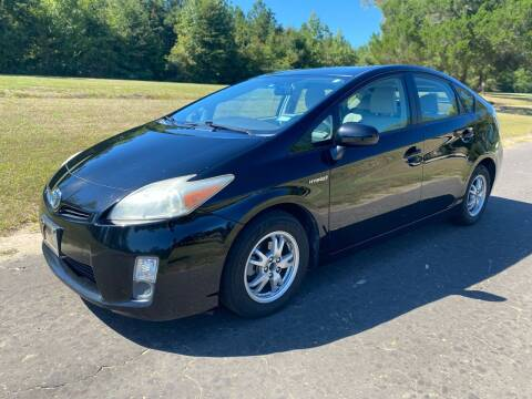 2010 Toyota Prius for sale at Russell Brothers Auto Sales in Tyler TX