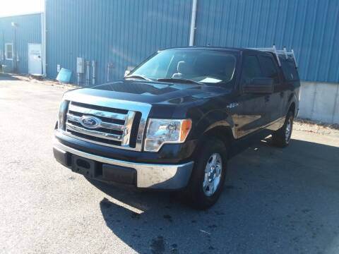 2010 Ford F-150 for sale at Grace Quality Cars in Phillipston MA