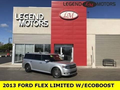 2013 Ford Flex for sale at Legend Motors of Waterford - Legend Motors of Ferndale in Ferndale MI