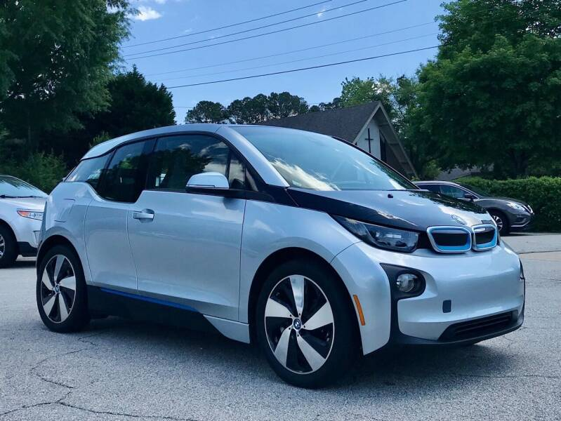 2014 BMW i3 for sale at GR Motor Company in Garner NC