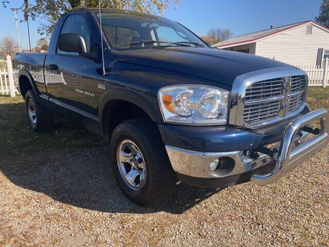 2006 Dodge Ram Pickup 1500 for sale at Tri-County Pre-Owned Superstore in Reynoldsburg OH