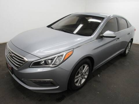 2015 Hyundai Sonata for sale at Automotive Connection in Fairfield OH
